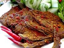 Cách làm thịt bò khô không cần lò nướng