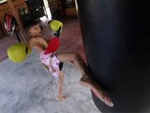 12 tuổi, vô địch thế giới Muay Thái