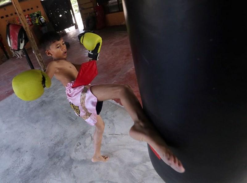 12 tuổi, vô địch thế giới Muay Thái-1