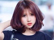Những kiểu tóc ngắn đẹp thế này bảo sao các chị em không thi nhau