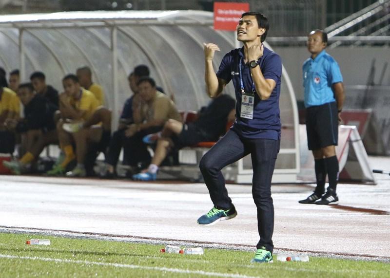 """Sài Gòn FC từ cõi chết"""" trở về nhờ cái duyên ông Khôi?-4"""