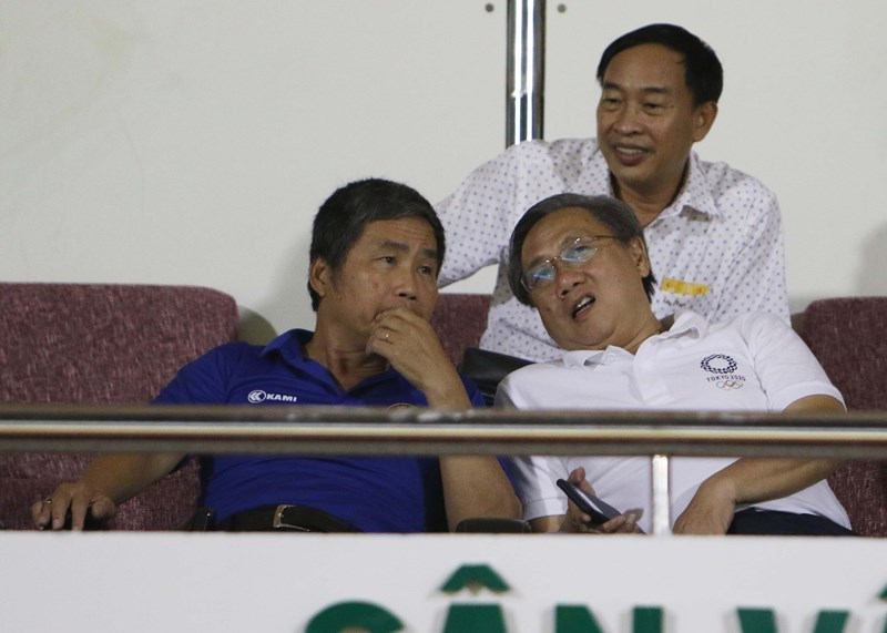 """Sài Gòn FC từ cõi chết"""" trở về nhờ cái duyên ông Khôi?-5"""