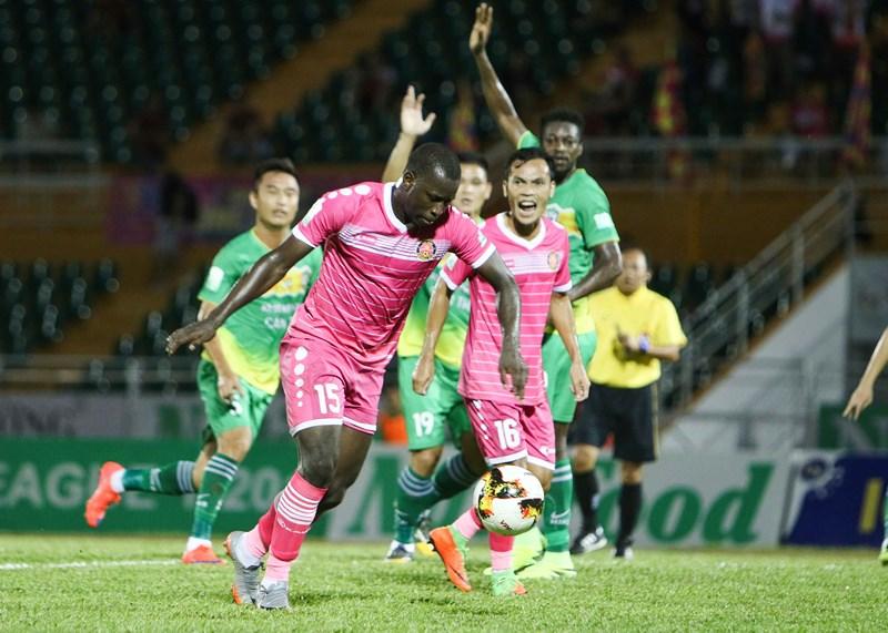 Sài Gòn FC chỉ biết tự trách mình-3