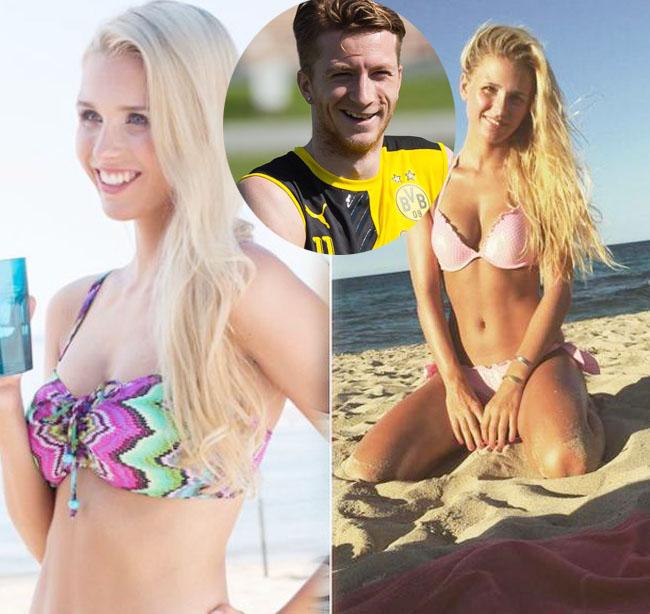 Dàn WAGs tuyển Đức đá World Cup: Bồ siêu mẫu của Mesut Ozil nóng bỏng nhất-8