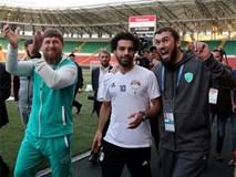 Mohamed Salah đến Cheschnia vẫn chưa chịu ra sân tập