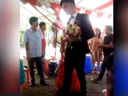 Đám cưới của cặp đôi