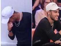 Neymar bật khóc nức nở khi trở lại căn phòng gian khổ
