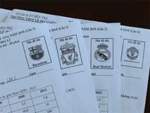 Những mã đề thi bá đạo của các thầy giáo khiến học sinh có muốn quay cóp cũng không được