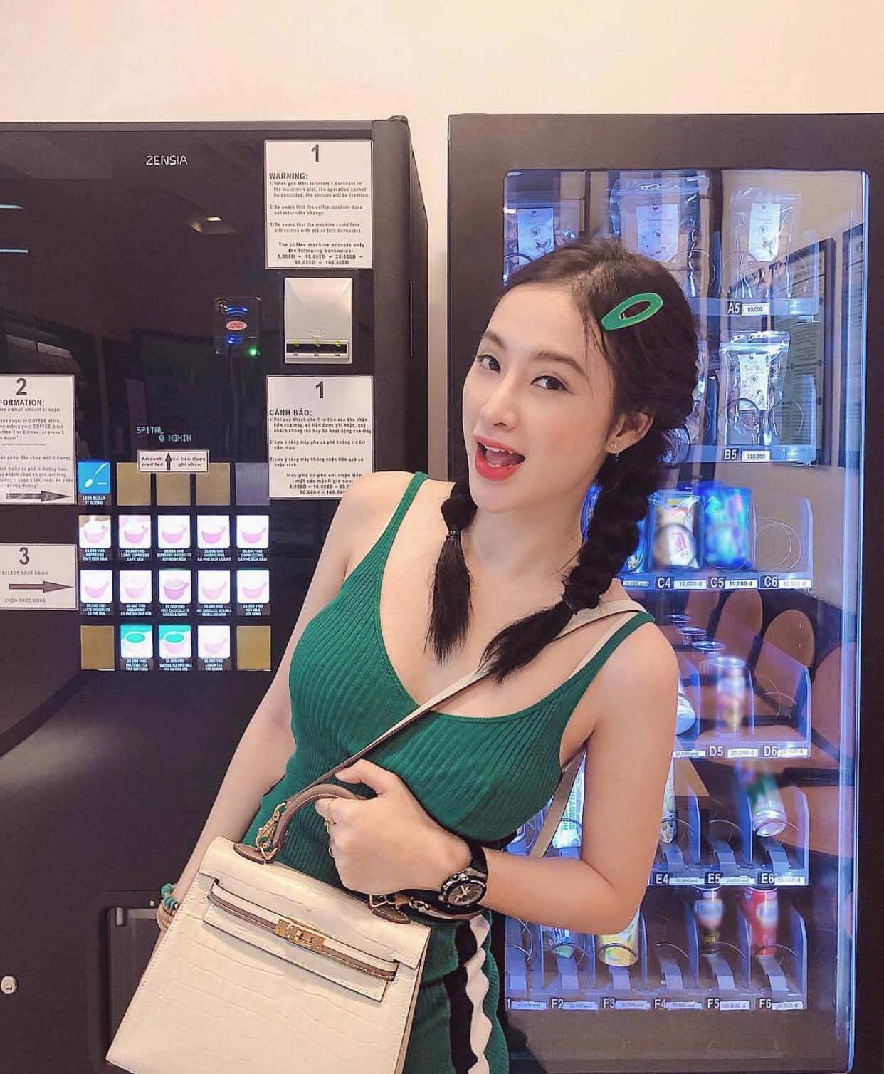 Kiểu tóc tưởng quê mùa, lỗi mốt bỗng dưng trở lại khiến người đẹp Việt mê mệt-1