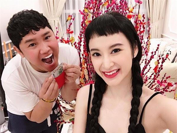 Kiểu tóc tưởng quê mùa, lỗi mốt bỗng dưng trở lại khiến người đẹp Việt mê mệt-3
