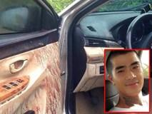 Từ chiếc ôtô dính máu tìm ra hung thủ giết người