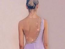 Chiếc váy 1,7 tỷ đồng tưởng đơn giản nhưng đắt nhờ chi tiết này