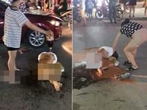 Đánh ghen lột đồ ở Thanh Hóa: Người cổ vũ nhiệt tình, kẻ thấy sao quá xót xa!