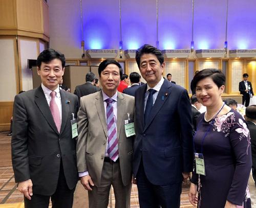 GS. Nguyễn Thanh Liêm nhận giải thưởng Nikkei châu Á-2