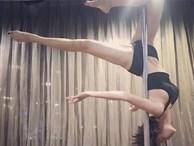 Fan thán phục vì siêu mẫu Phương Mai múa cột quá chuyên nghiệp