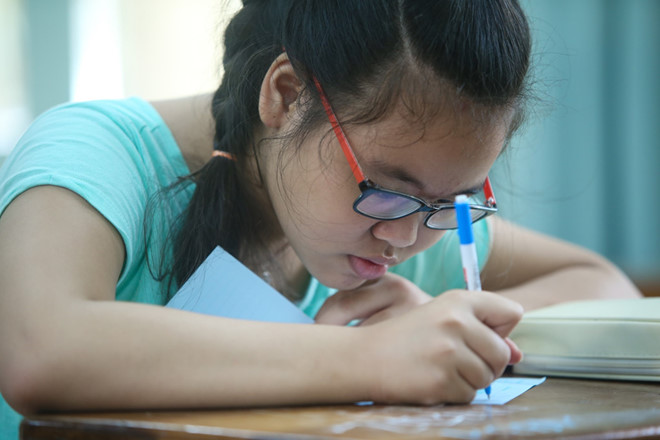 Hơn 4.000 thí sinh tranh suất vào lớp 6 trường chuyên Trần Đại Nghĩa-1