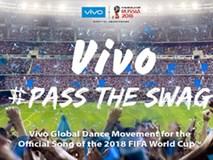Vivo #PassTheSwag - điệu nhảy hưởng ứng FIFA World Cup 2018