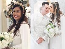 Con gái xinh đẹp của nghệ sĩ Hồng Vân rạng rỡ trong lên xe hoa về nhà chồng tại Mỹ