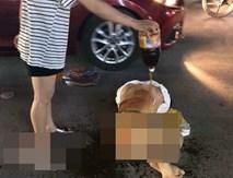 Nạn nhân bị lột đồ, đổ mắm và ớt lên người đề nghị khởi tố vụ án