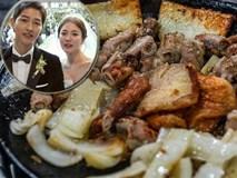 Không ngờ sang chảnh như vợ chồng Song Joong Ki cũng