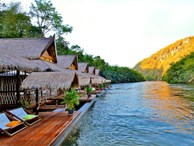 Khách sạn nổi trên sông nước - trải nghiệm du lịch mới mẻ ở Đông Nam Á, Việt Nam cũng có một