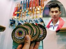 Thầy giáo soái ca sở hữu hơn 200 huy chương võ thuật đốn tim phái nữ