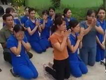 Tại sao hơn 10 cô giáo mầm non quỳ khóc?
