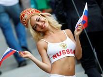 Hoa hậu, siêu mẫu và những cô gái Nga hút ánh nhìn trong lễ khai mạc World Cup 2018