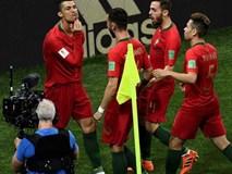 Ngộ nghĩnh khoảnh khắc Ronaldo vuốt râu ăn mừng: Đây là chiến thư CR7 gửi tới Messi?