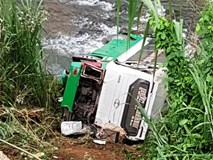 Tài xế khai xe bị mất thắng trước khi lao xuống vực làm 3 người chết
