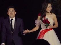 Hoa hậu Mỹ Linh lần đầu hát 'Sau tất cả' bên Dương Triệu Vũ