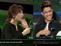 'Ngọng líu lo' khi đọc câu hỏi, Hari Won bị khách mời bắt bẻ ngay trên sóng truyền hình