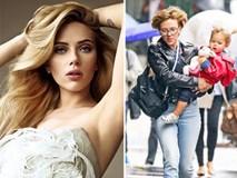 """""""Cô đào nóng bỏng"""" Scarlett Johansson cũng có lúc hóa """"ngớ ngẩn"""" khi bên cạnh con gái"""
