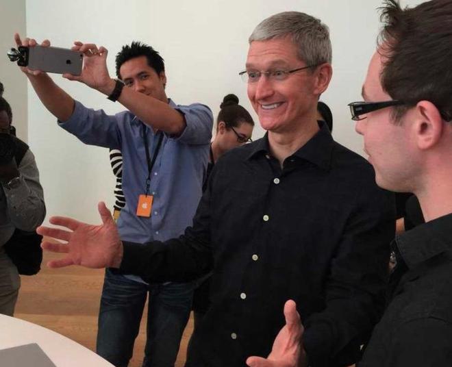 Đến CEO Apple cũng phải kinh ngạc khi dùng xong tính năng mới này trên iPhone-2