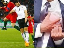 Nam diễn viên đột tử khi xem trận Ai Cập gặp Uruguay