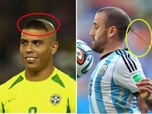 Những kiểu tóc kỳ cục nhất của các danh thủ qua các mùa World Cup
