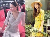 Điều gì khiến mỹ nhân như Hà Hồ, Hà Tăng mê mệt kiểu váy có tuổi thọ chục năm này?