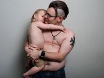 Người bố đặc biệt kiêm luôn việc mang bầu, vượt cạn và cho con bú thay vợ