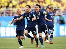 Nhật Bản giúp bóng đá châu Á lập kỷ lục sau trận thắng Colombia