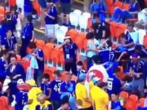 Tuyển Nhật Bản bất ngờ thắng Colombia làm rạng danh châu Á nhưng hành động của CĐV sau trận đấu mới khiến thế giới nể phục