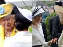 Loạt ảnh mới của Hoàng gia Anh tiếp tục chứng minh Công nương Meghan rất được lòng nhà chồng