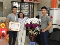 NSND Kim Cương đến tận nhà đòi 'bắt đền' Quốc Cơ - Quốc Nghiệp