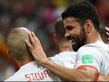 Iran 0-1 Tây Ban Nha: Cậy nhờ may mắn