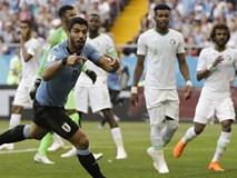 Uruguay 1-0 Saudi Arabia: Uruguay dắt Nga đi tiếp