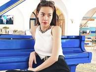 Fan viết status tôn thờ Hà Hồ, 'nữ hoàng giải trí' đáp lại bằng bài viết dài: 'Giờ chỉ cần ăn ngon ngủ yên là vui'
