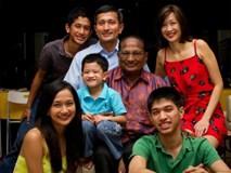 Ngoại trưởng Singapore dạy con trai: