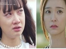 Mắt đỏ ửng, môi cong vén, gào lu loa... Nhã Phương diễn cảnh khóc còn thua xa diễn viên hạng B xứ Hàn