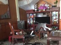Con rể ôm mìn đến nhà bố vợ kích nổ tự sát