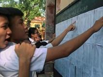Hà Nội công bố điểm chuẩn lớp 10 vào ngày 29 và 30/6