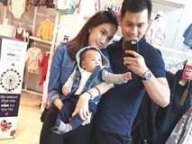 Từ cô nàng đen nhẻm, em gái Hoa hậu Thùy Lâm giờ đã là gái một con xinh đẹp, hạnh phúc bên chồng phi công